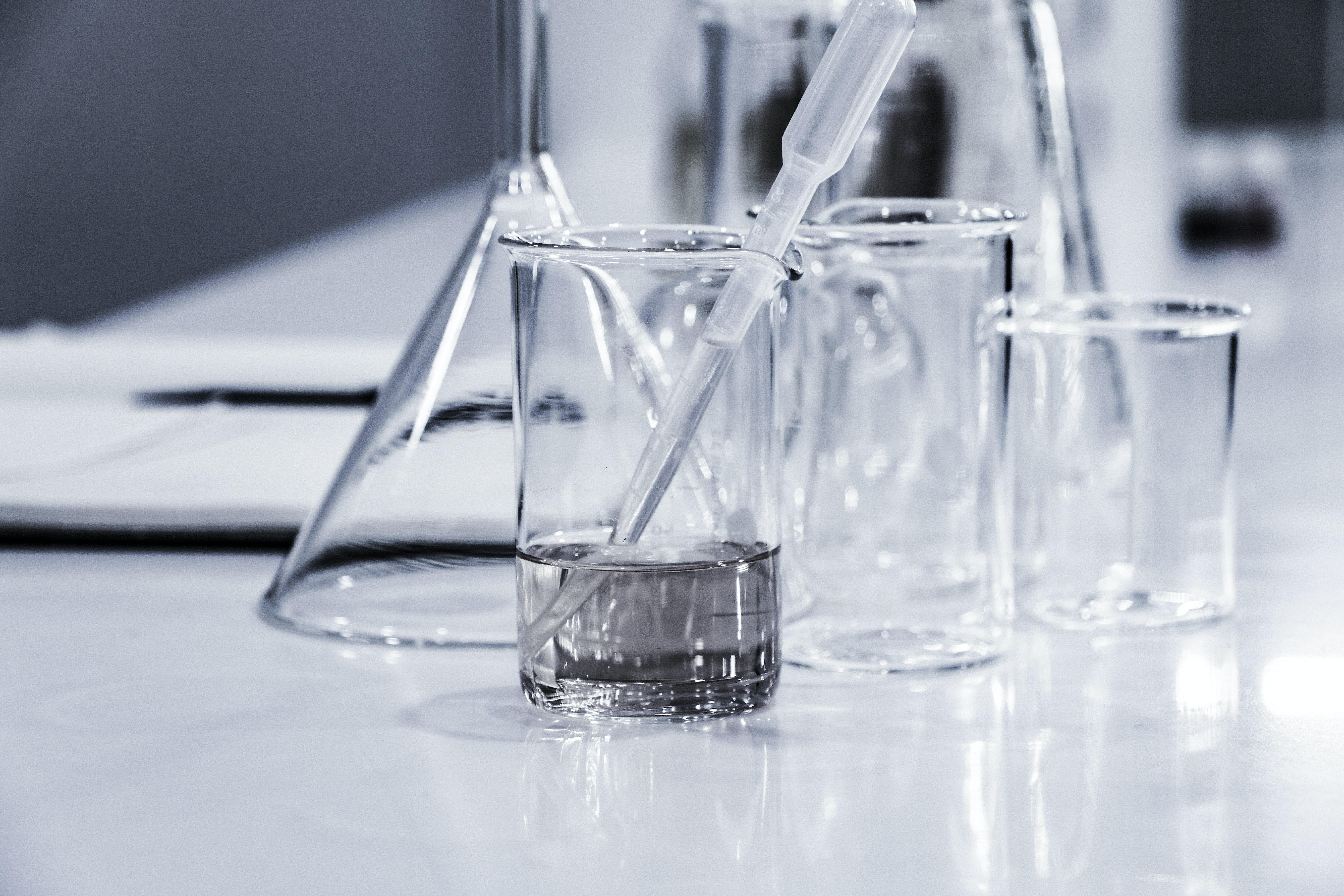 Test in laboratorio con l'ozono