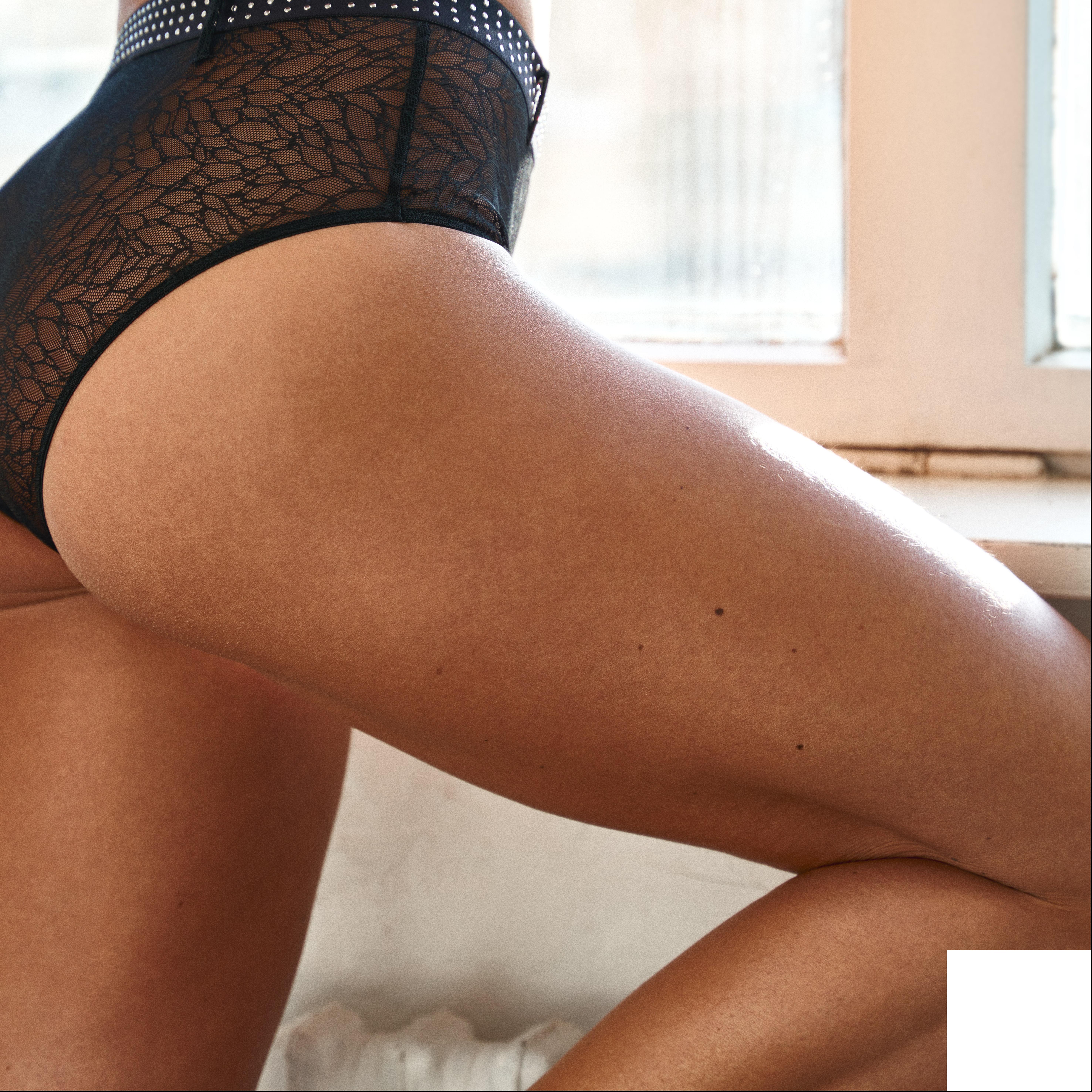 effetto lifting per le gambe